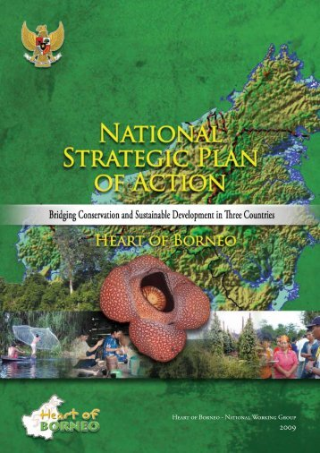 National Strategic Plan of Action - Heart of Borneo
