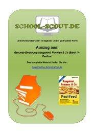 Vorschau als PDF - School-Scout