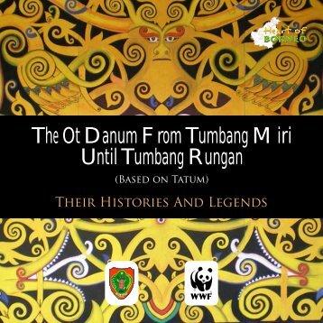 The Ot Danum From Tumbang Miri Until Tumbang ... - WWF Indonesia