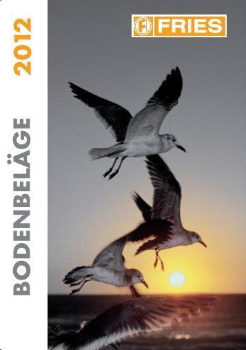 Fries Bodenpreisliste 2012 - Fries24.de