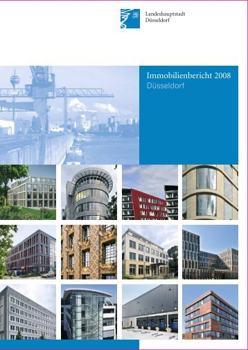 Immobilienbericht 2008 - Duesseldorf Realestate