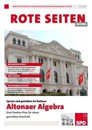altonaer algebra - SPD-Fraktion Altona
