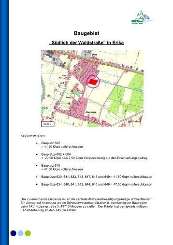Expose - Stadt Haren