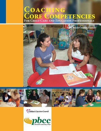 Coaching Core Competencies - Palm Beach State College