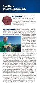 Infofolder (PDF ca. 3,3 MB) - Zwettler Bier - Page 2