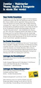 Infofolder (PDF ca. 3,3 MB) - Zwettler Bier - Page 4