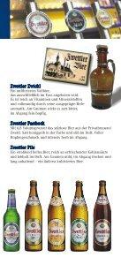 Infofolder (PDF ca. 3,3 MB) - Zwettler Bier - Page 7