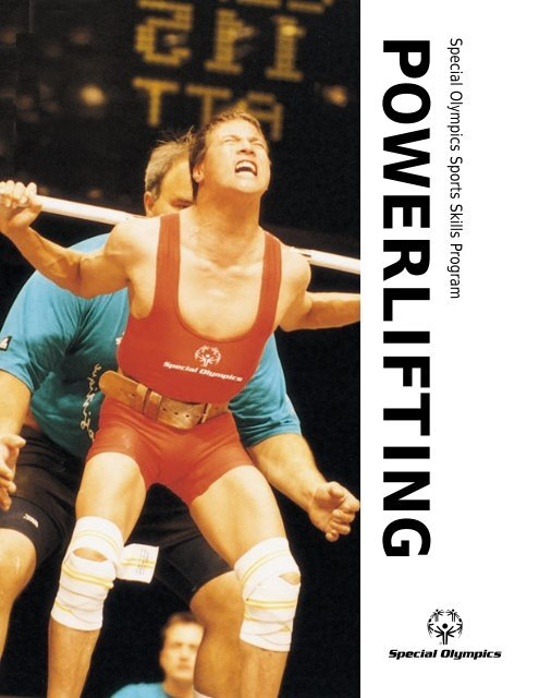 Powerlifting Coaching Guide - Special Olympics