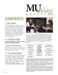 An Upward Momentum: - Methodist University - Page 2