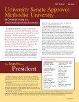 An Upward Momentum: - Methodist University - Page 3