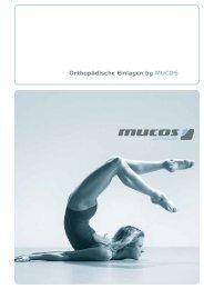 Orthopädische Einlagen by MUCOS