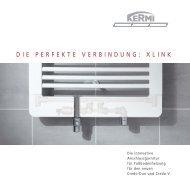 Prospekt Kermi xlink (PDF) - SCHMIDT Heizungs- und Lüftungsbau ...
