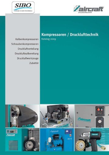 Kompressoren-Drucklufttechnik