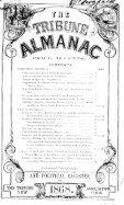 Tribune Almanach - Index of - Page 3