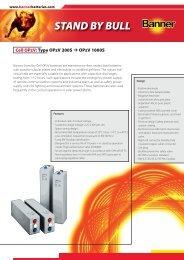 Folder Stand by Bull Opzv Cells GB (0.3 - Banner Batterien