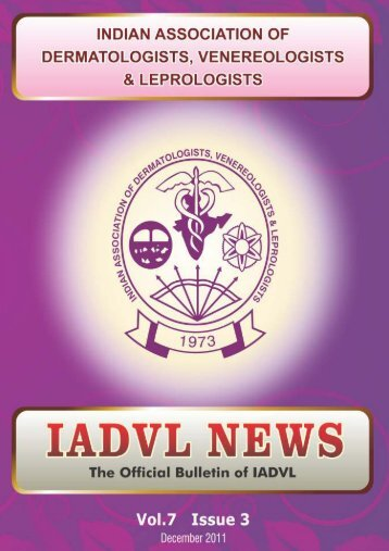 Vol 7 - Issue 3 (pdf) - Indian Association of Dermatologists ...