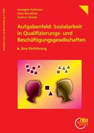 Aufgabenfeld: Sozialarbeit in Qualifizierungs- und ...  - Hiba