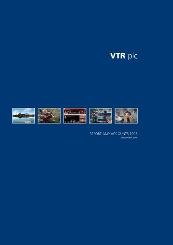 Annual Report and Accounts 2005.pdf - Prime Focus London plc