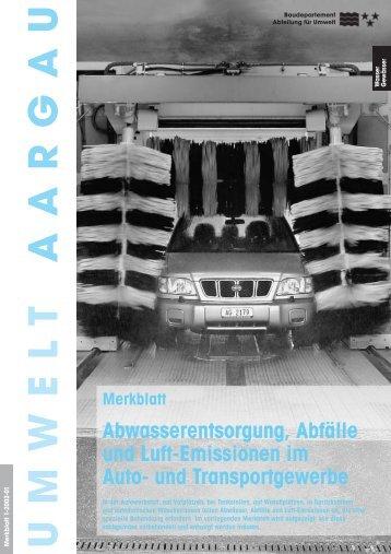 und Transportgewerbe - Baden