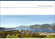 Verkaufsdokumentation - Redinvest Immobilien AG