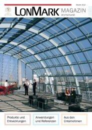 LonMark Deutschland Magazin Oktober 2012