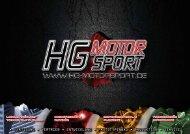 Katalog - HG Motorsport