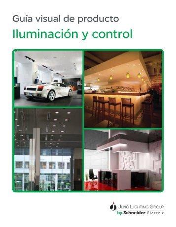 Guía visual de producto Iluminación y control - Schneider Electric