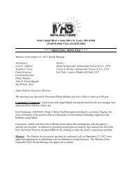 November 2012 - St. Louis Mental Health Board