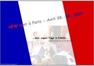 (Microsoft PowerPoint - 2007 HFW vont \340 Paris.ppt)
