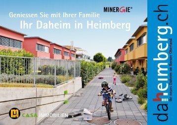 Mehrfamilienhaus 8 - Casa Immobilien AG