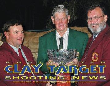 september 2005 - Australian Clay Target Association