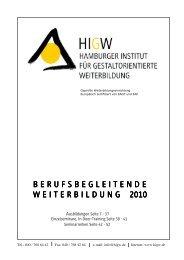 Programm 2010 , Layout 1 - HIGW