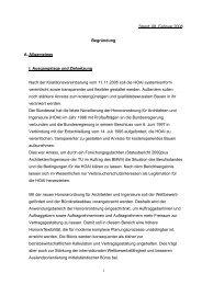 Stand: 08. Februar 2008 Begründung A. Allgemeines I ...