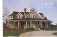 a classic nantucket island exterior gives 'views - Ernst Land Design