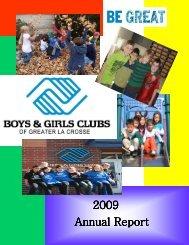 2010 Annual Report - Final1 - Boys & Girls Clubs