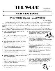 Issue 2 Oct 29.pub - Selah School District
