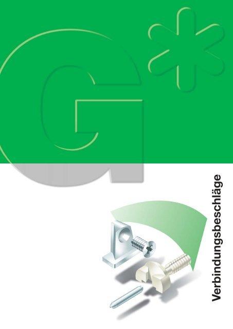 Grass Verbindungssysteme - bei Heydt-Rastatt