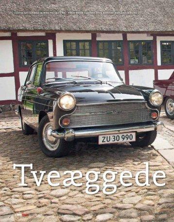 Af ydre er Austin A60 Cambridge og Peugeot 404 ... - FDM