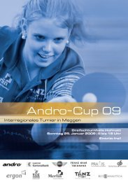 Andro-Cup 09 - Rapid Luzern