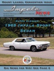 2012 NIA Convention - National Impala Association
