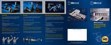 Download PDF MEYLE HD Parts Superior Technology For