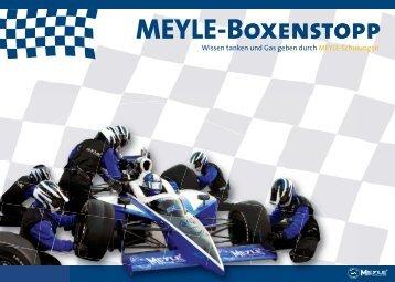 Das aktuelle Trainingsprogramm finden Sie hier (PDF 1.04 - Meyle