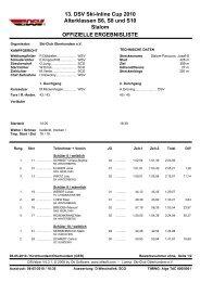 ReportPrinter Report - Inline-Alpin