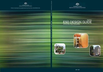 ESD design guide for office and public buildings - Department of ...
