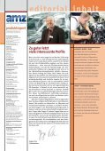 Produktreport 2010/2011 - amz - Seite 3