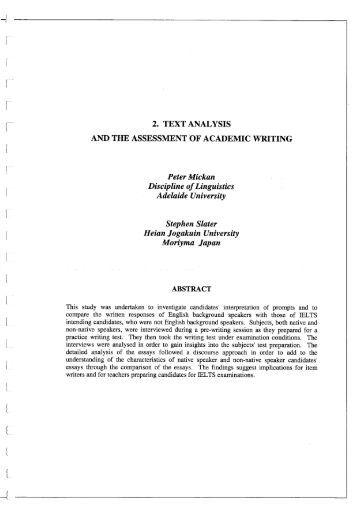 evaluation vs analysis essay
