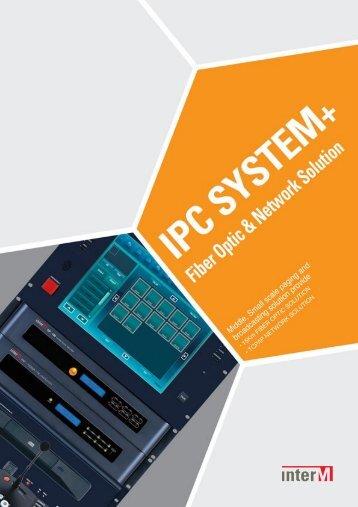 IPC system Brochure - Inter-M