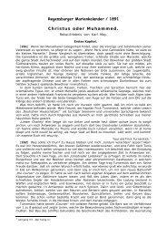 im Reprint enthaltenen Geschichten in einer PDF - Karl-May ...