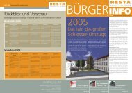Schiesser-Umzugs - Hesta Immobilien GmbH