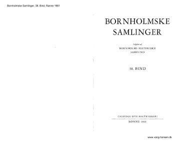 Scanned Document - Bornholms Historiske Samfund